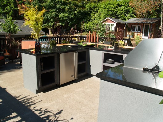 BBQ On The Deck Photos HGTV Canada