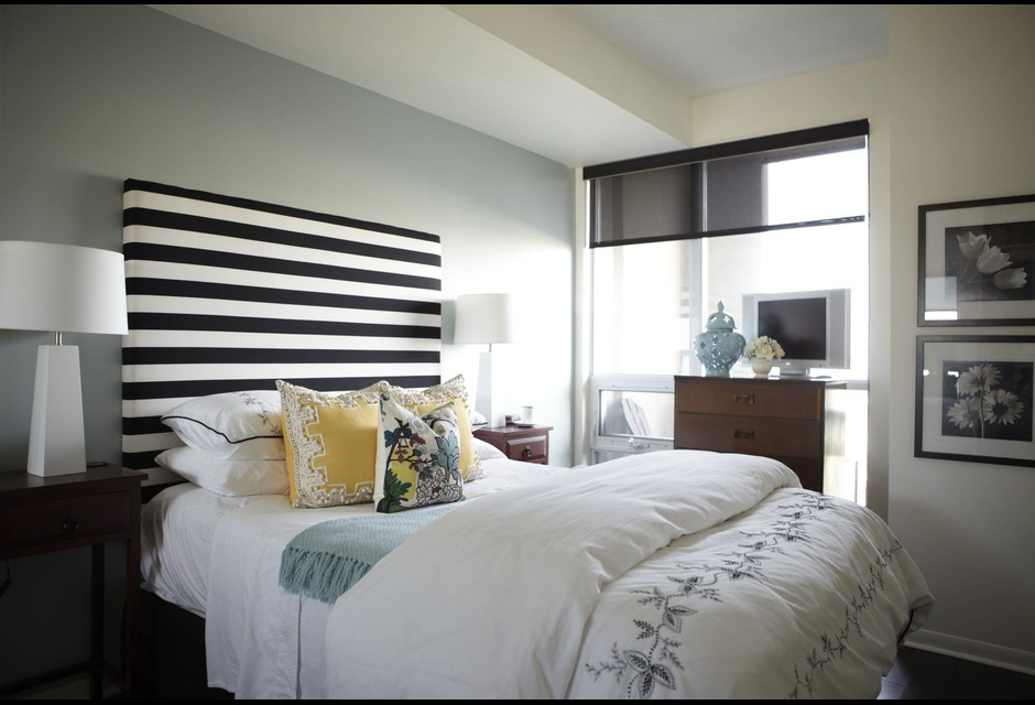 Brooke King, Website Coordinator: Meredith Heron Design - Bedroom