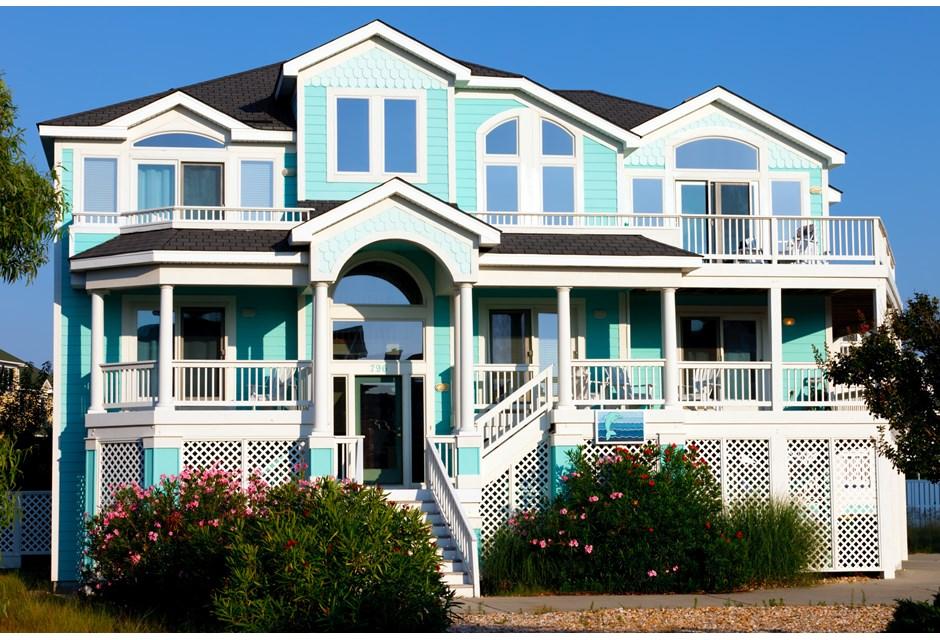 Beautiful Beach House in North Carolina