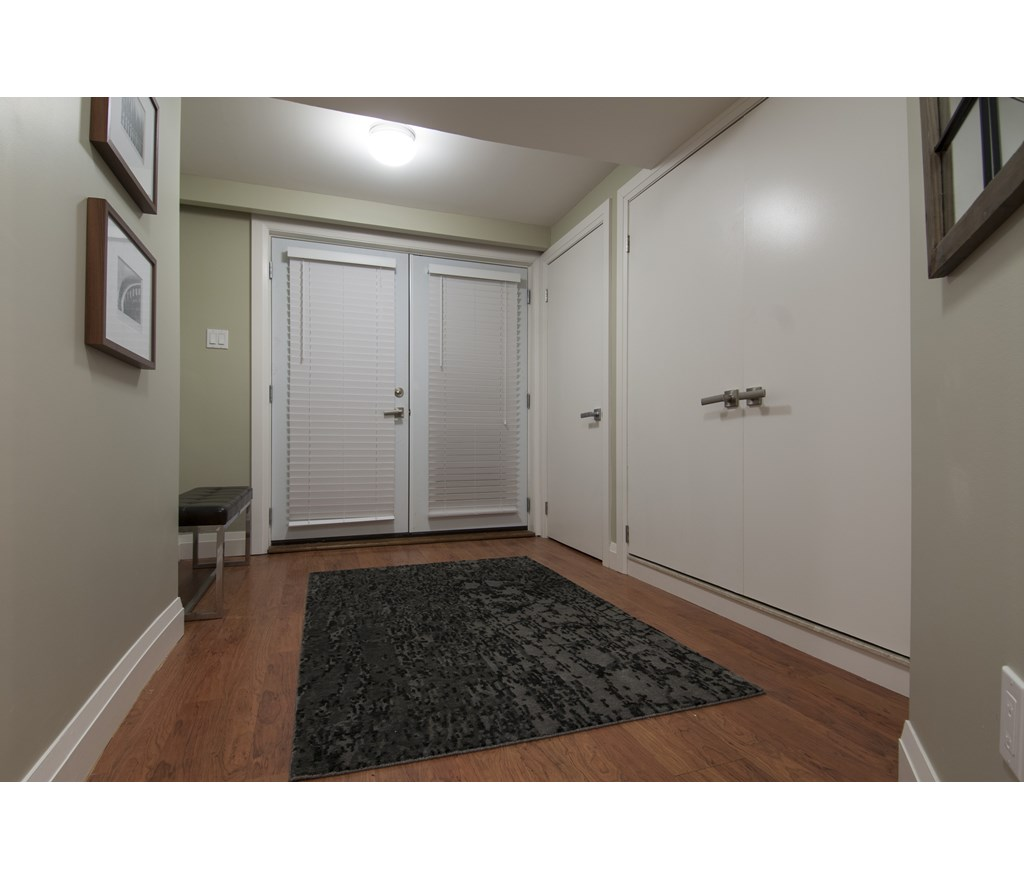 Basement Foyer
