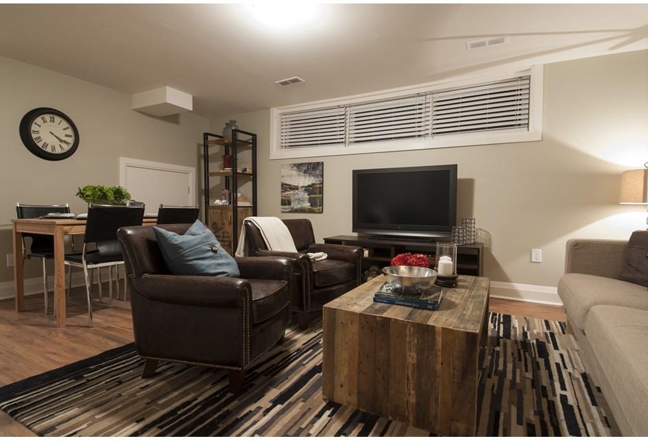 urban chic living room photos hgtv canada