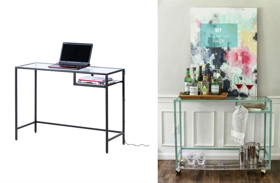 Ikea Hack Vittsjo Laptop Table Photos HGTV Canada