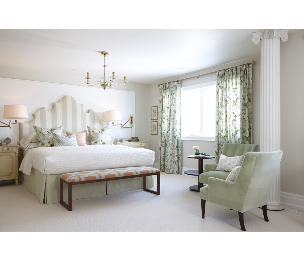 Sarah's Master Bedroom