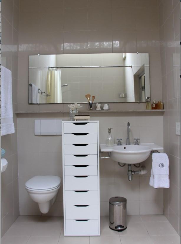 Bathroom Floor To Ceiling Storage : Lori s contemporary bathroom photos hgtv canada
