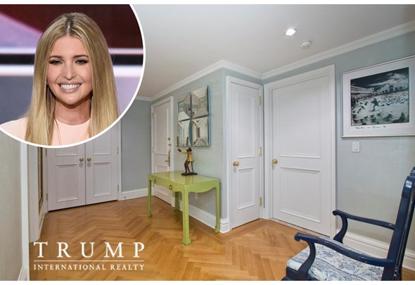 Ivanka Trump Lists Swanky Park Avenue Condo For 41M