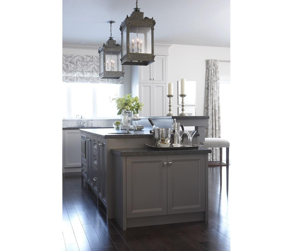 Hgtv Kitchen Lighting: Large-Scale Kitchen Lighting