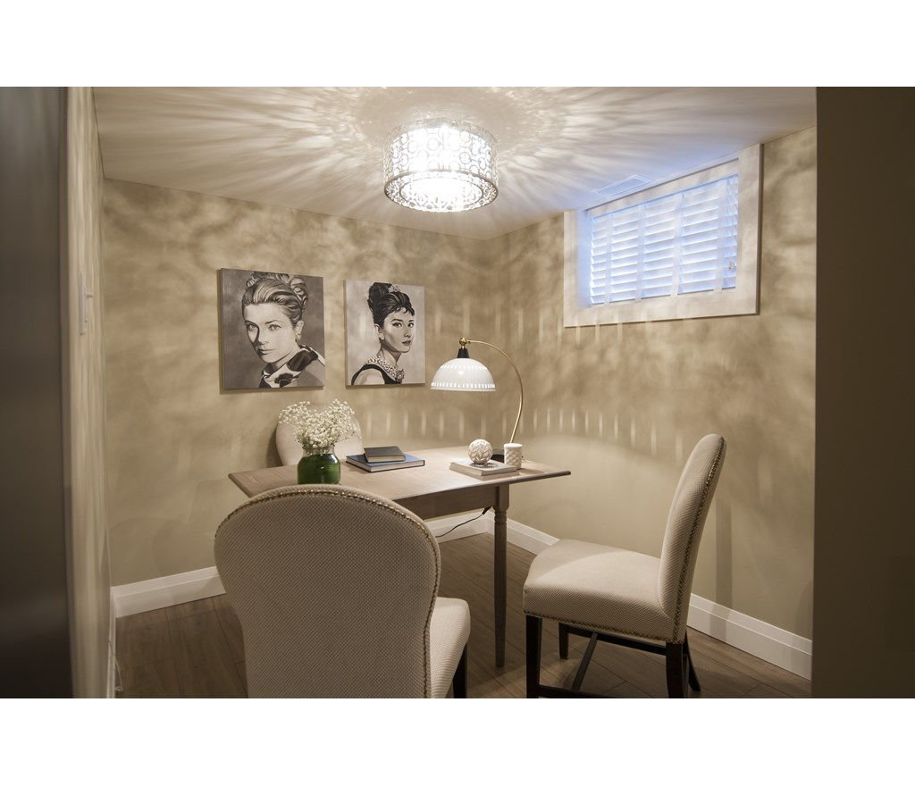 Boutique Chic Home Office