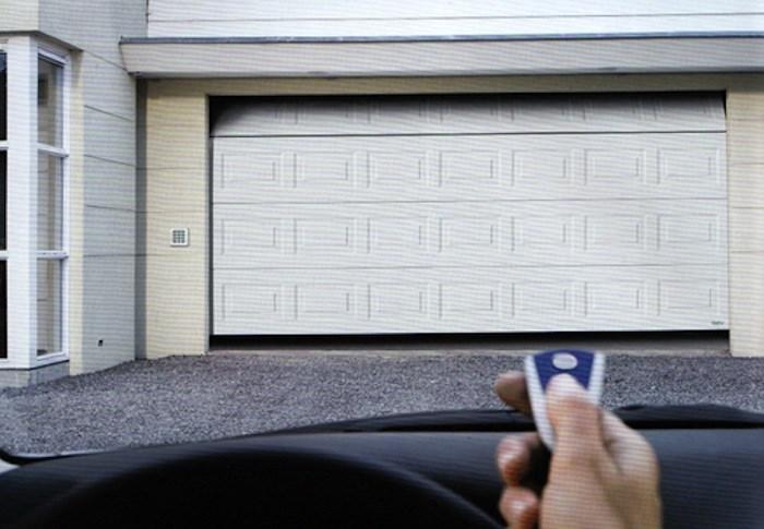 Close Garage Doors Photos HGTV Canada