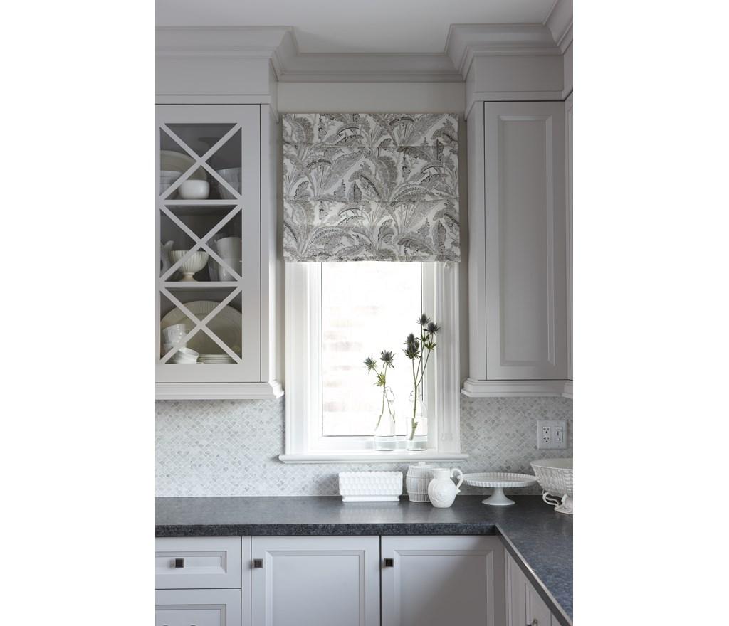 Creative Kitchen Window Treatments Hgtv Pictures Ideas: Kitchen Window Treatments