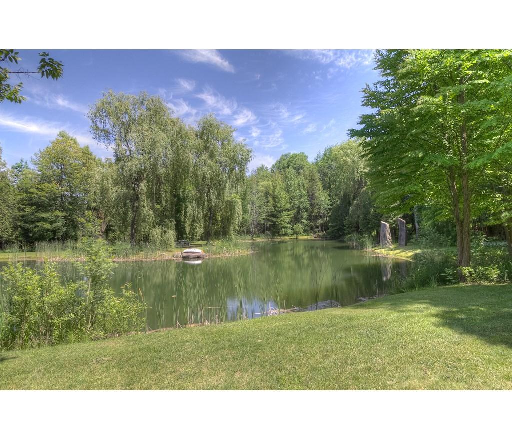 The property photos hgtv canada for Bass pond design