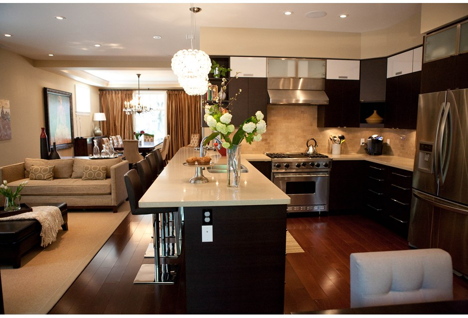 sealy design inc open concept main floor photos hgtv canada