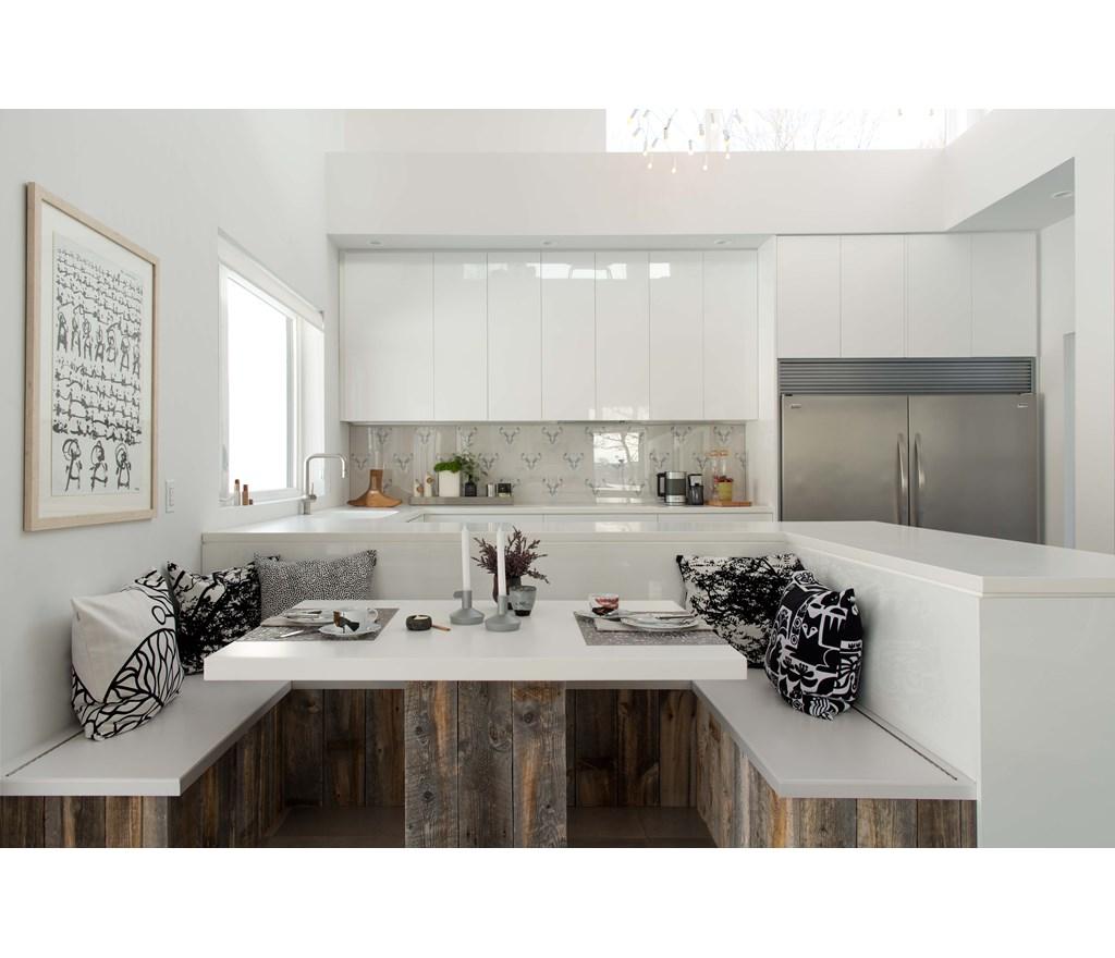 Hgtv Backsplash: Patterned Kitchen Backsplash
