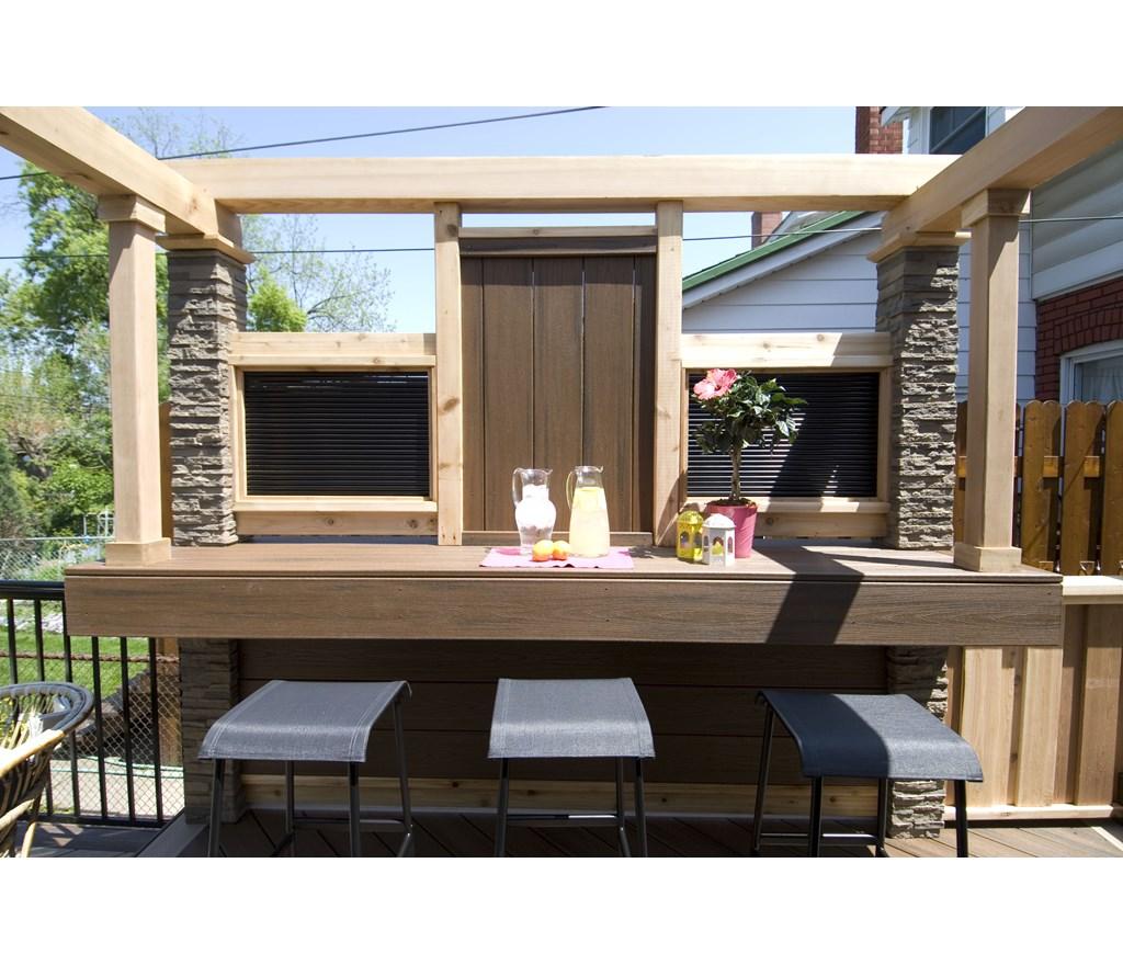 patio bar photos hgtv canada
