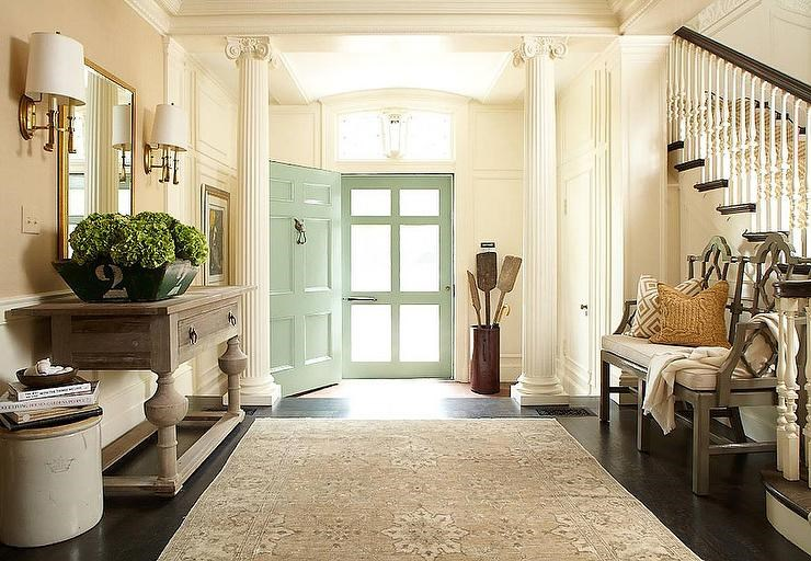 Clear the Entryway
