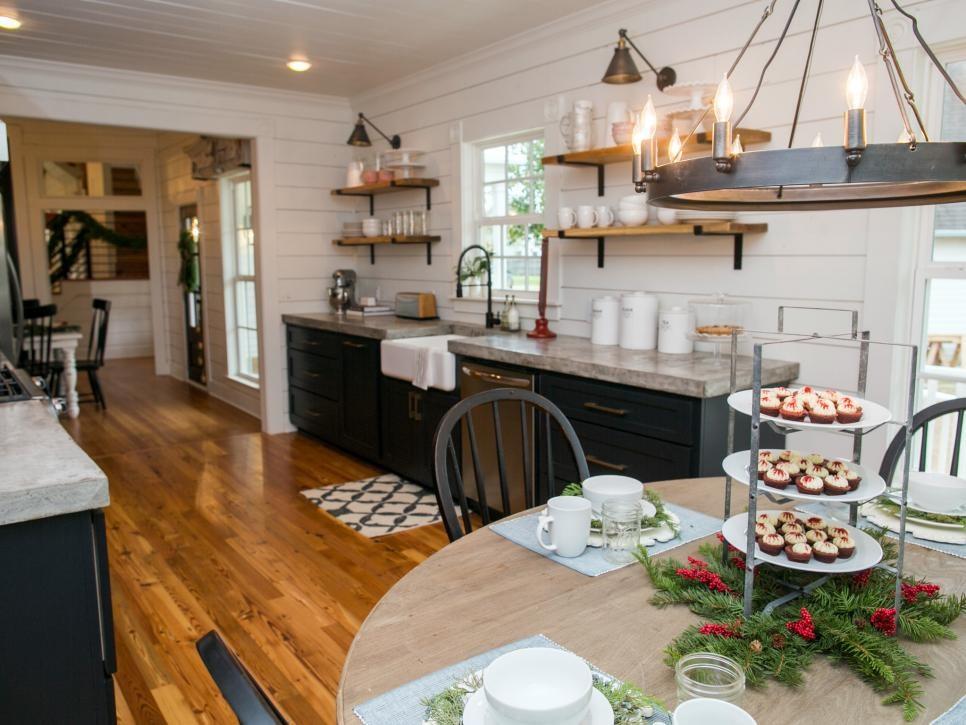 magnolia house photos hgtv canada. Black Bedroom Furniture Sets. Home Design Ideas