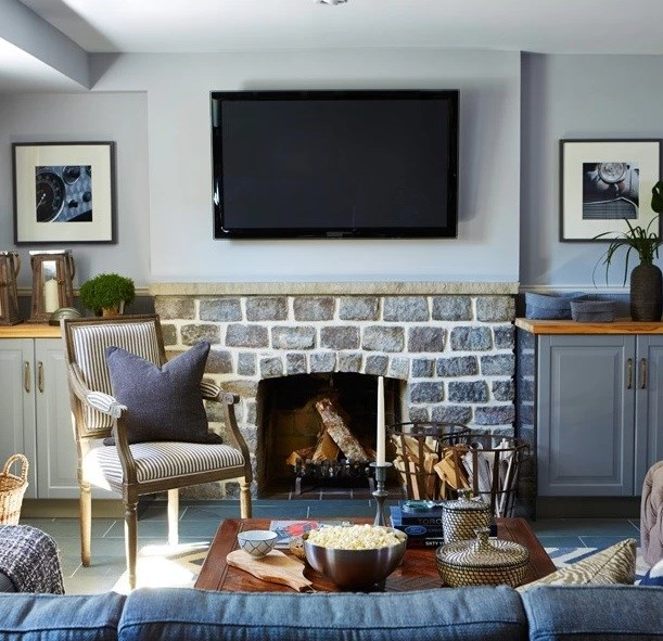 Basement Kitchen Design 9 Tips From Designer Samantha Pynn: Brighten Basements