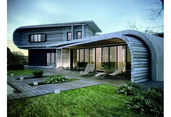 Trends In Exterior Cladding For Modern Homes Photos HGTV Canada