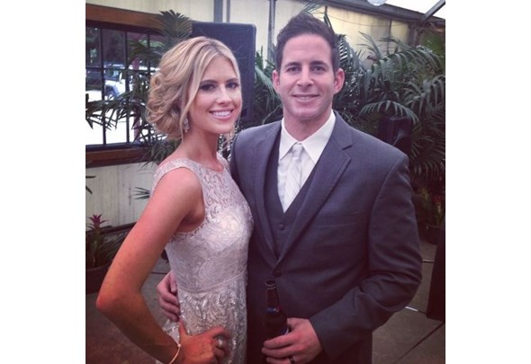 Tarek and christina el moussa speak out after shocking for Tarek christina el moussa