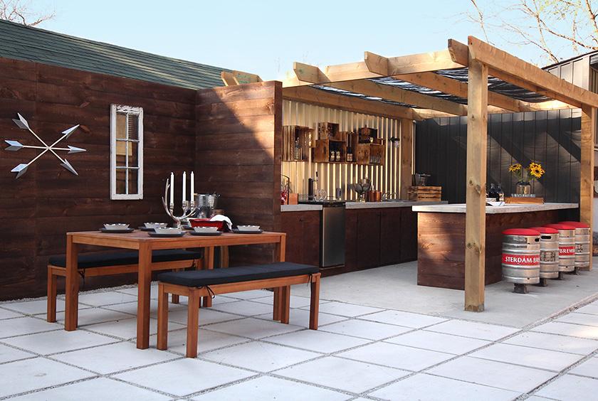 Perfect Backyard Bar Backyard Bar