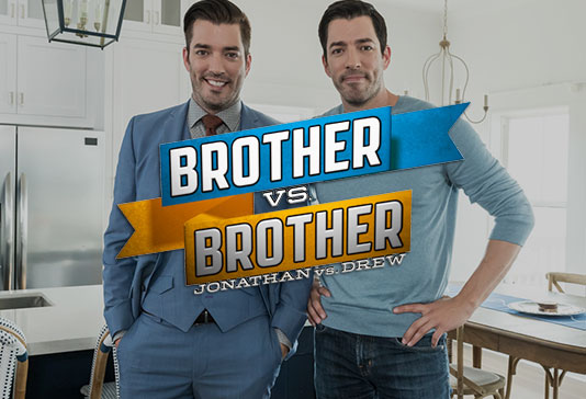 brother vs brother - Shows On Hgtv