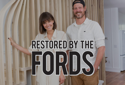 Restored By The Fords Episode Guide Hgtv Ca