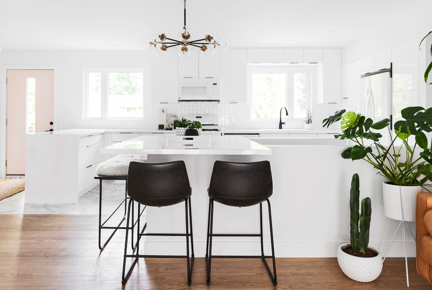 ... 25 Modern White Kitchens