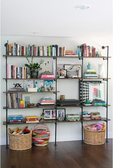 Creative Shelving Enchanting 10 Creative Shelving Ideas Decorating Design