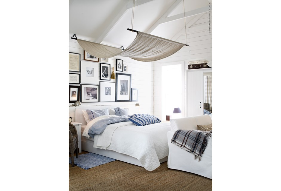 The DIY Ikea Canopy
