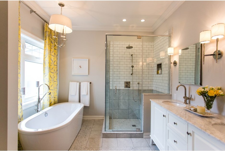 Bathroom Another Stunning Show: The Most Amazing Bathroom Transformations From Leave It To