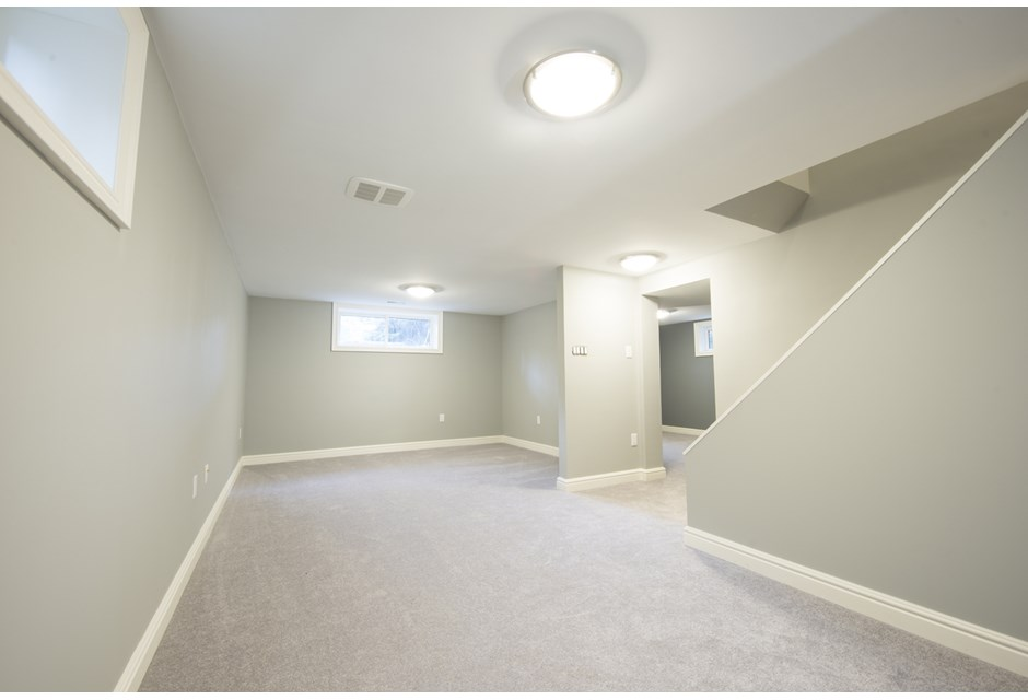 Bright Basement Renovation By Mike Holmes