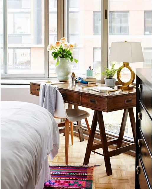 10 Ways to Create a Bedroom with Office Space