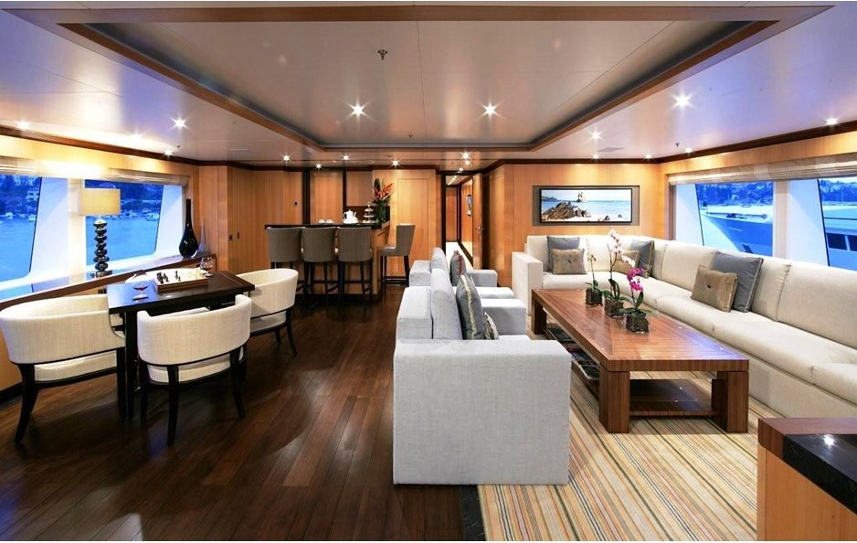 20 Boat Interiors that Take Luxury to A New Level