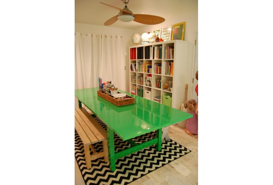 How To Create Your Dream Craft Room In Your Basement