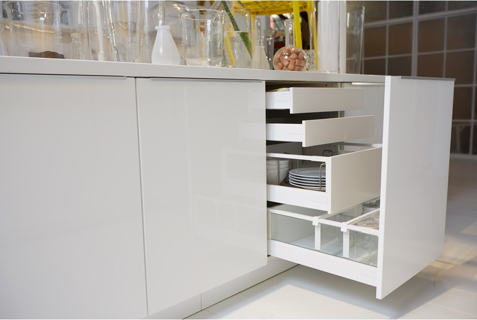 a new measurement system means cleaner lines - Ikea Akurum Kitchen Cabinets