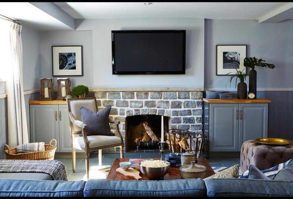 midcentury modern basement - Basement Apartments