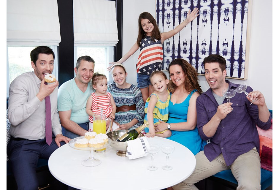 a full house - Where Are The Property Brothers