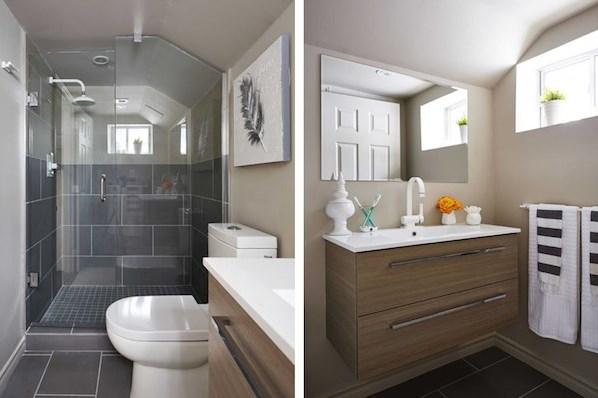 Design Expert Jo Alcorn Turns Tiny Bathroom Into Serene Sanctuary