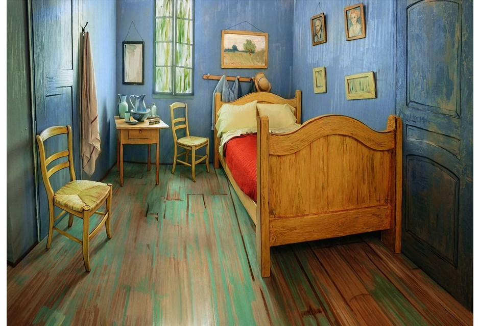 The Bedroom Art Institute Of Chicago