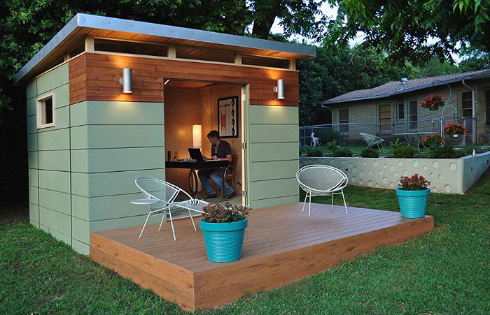 Remarkable Triyae Com Build Tiny House In Backyard Various Design Largest Home Design Picture Inspirations Pitcheantrous