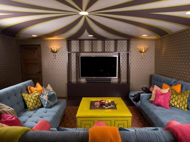 14 Basement Ceiling Ideas That Are Far From Boring