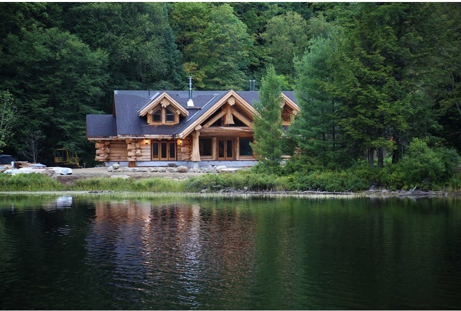 Timber Kings Series Premiere Lakefront Cottage In