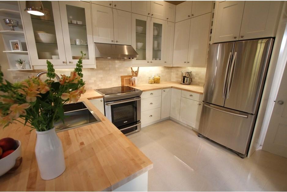 Modern Kitchen Renovation bright and modern kitchen renovationbryan baeumler