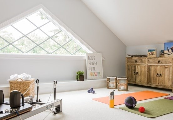 18 awesome home gyms