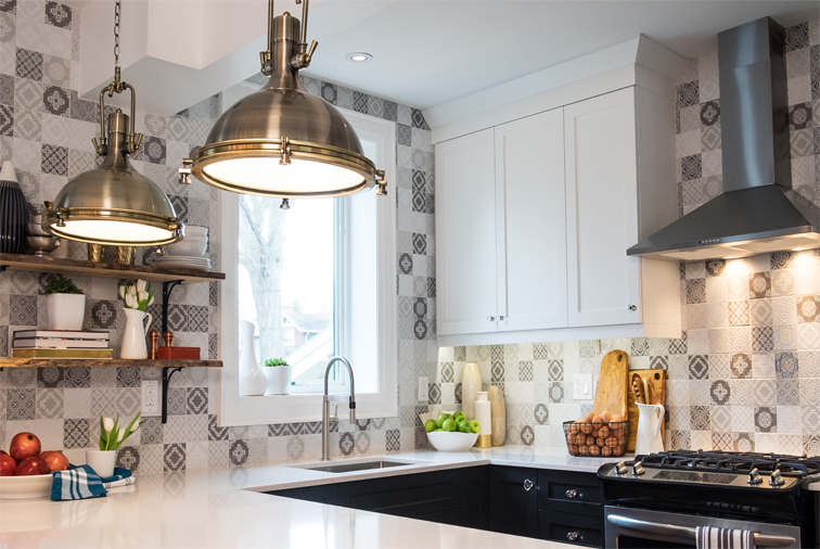 featured image of 30 brilliant kitchen backsplash ideas for your next reno - Kitchen Backsplash