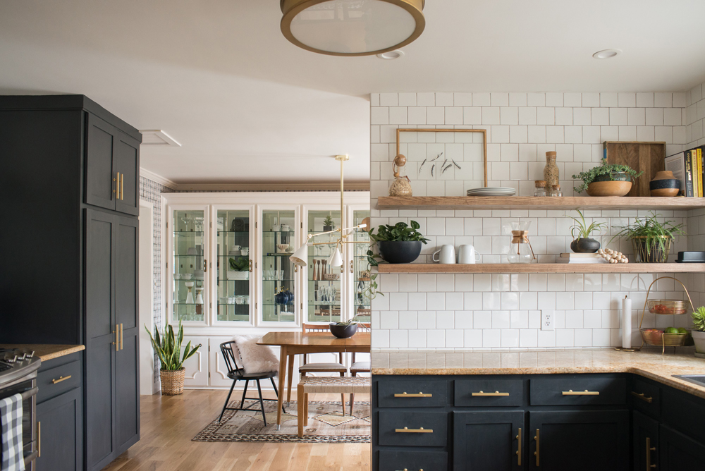Gorgeous Kitchens 20 gorgeous kitchens that will inspire you to embrace open shelving