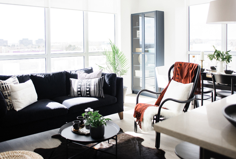 This Chill Condo Proves You Re Never Too Old For Ikea