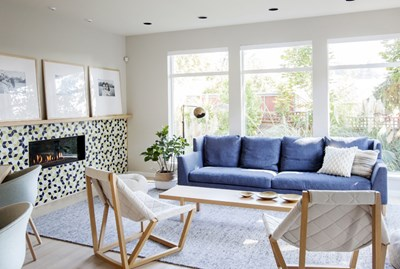 Bright and happy family home in Victoria, BC.