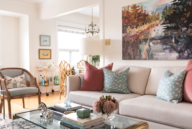 Tiffany Leigh Apartment Home Tour HGTV Gallery Feature 1