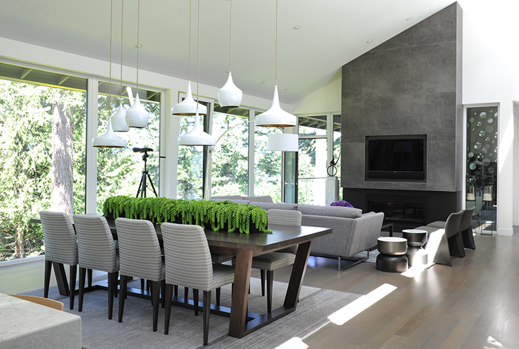 This Light-Filled Vancouver Home Takes Design Cues From its Scenic Surroundings