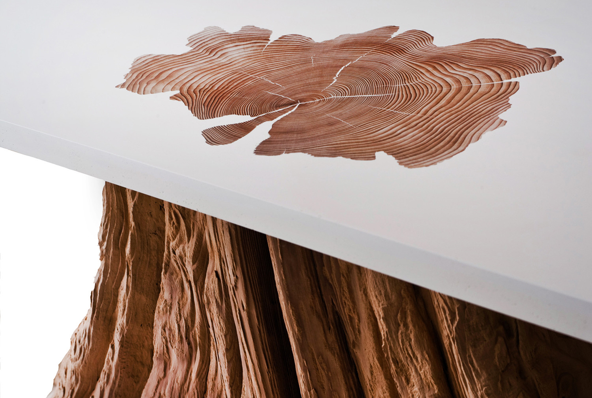 """BC Woodworker's """"Bloom"""" Designs are True Canadian Masterpieces"""